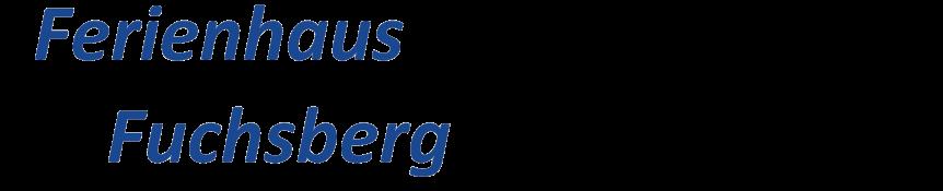 Ferienhaus Fuchsberg in Scharbeutz an der Ostsee Logo